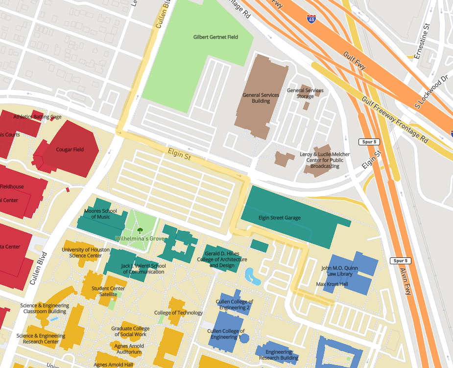 university of houston map pdf University Of Houston Law Center About Law School Rankings