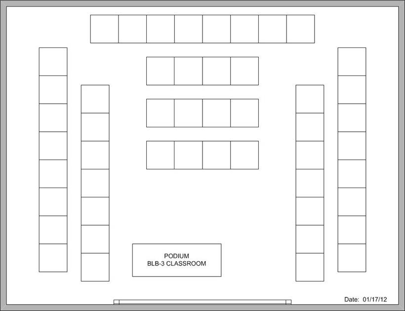 Doc612474 Seating Chart Template for Classroom Free Printable – Free Printable Seating Chart