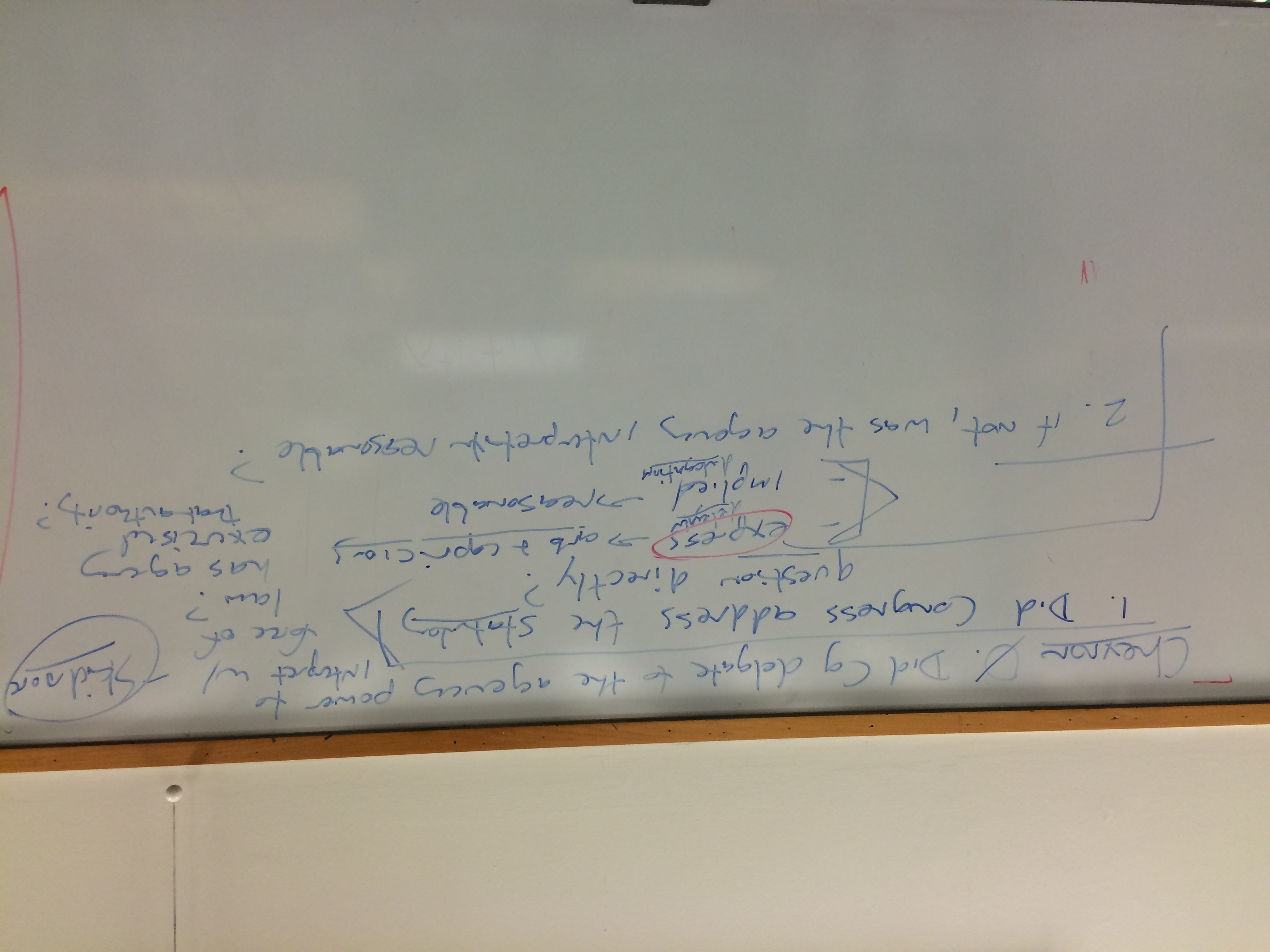 statutory interpretation and regulation course syllabus whiteboard 1 2