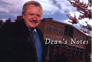 Dean's Note