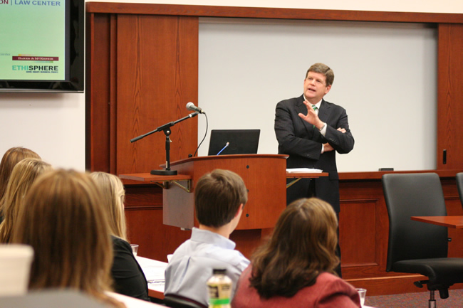 UHLC symposium focuses on ethics and compliance