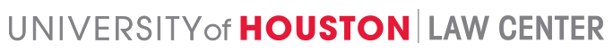 Univ  ersity of Houston Law Center